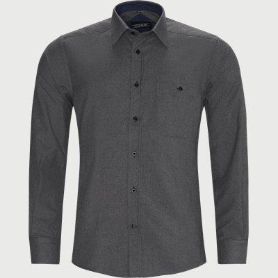 Panama Shirt Regular | Panama Shirt | Grå